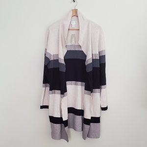 Chico's Open Front Cardigan sz 3 (XL/16)